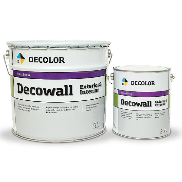Decowall Exterior Interior
